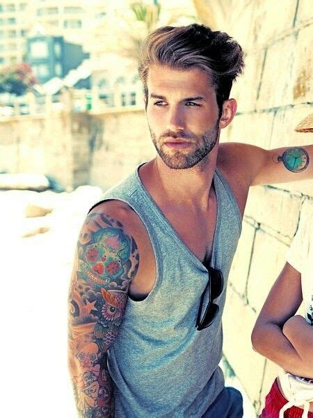 tattooed love boys andre hamann awesome tattoos looking