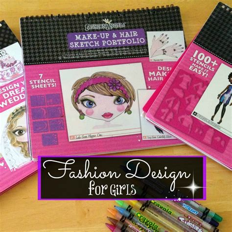 fashion design kits for 12 year olds fashion design sets for girls make the best gifts