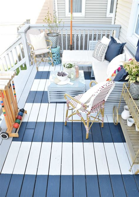 stylish porch deck  patio decor ideas setting