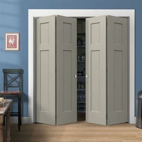 40 Inch Bifold Closet Doors Craftsman Molded Interior Doors Respecting Tradition Embracing Innovation Craftsman