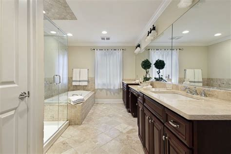 blue brown bathroom ideas relaxing bathroom with beige color themes white