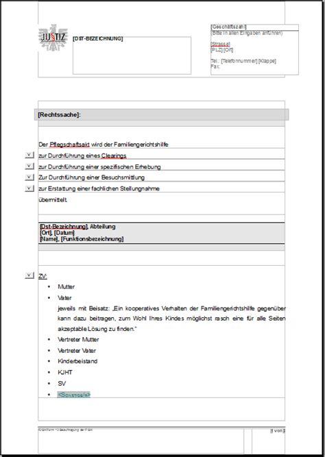 Antrag Gericht Vorlage Ris Dokument