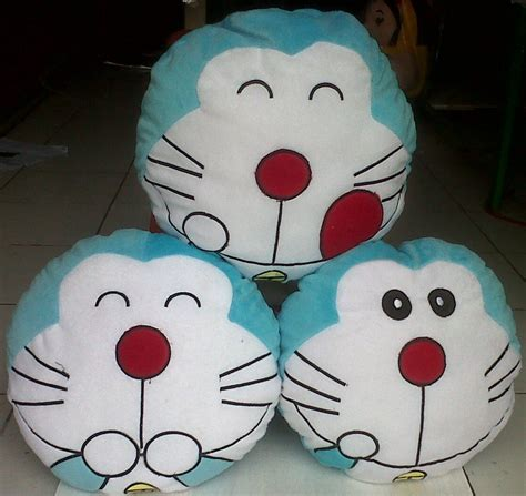 Bantal Doraemon Emoticon 1 rumah kado boneka pusat grosir bantal emoticon doraemon