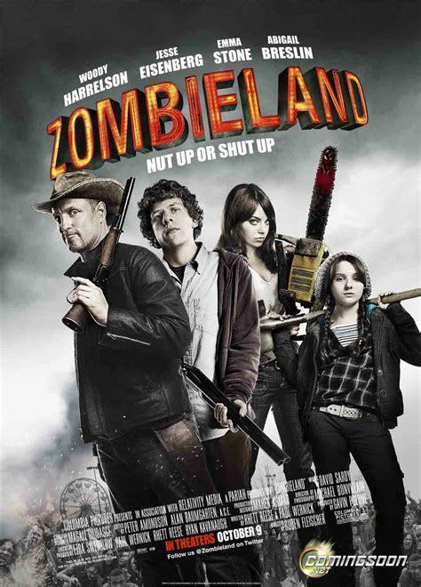 film love zombie new zombieland poster abigail breslin photo 7822187