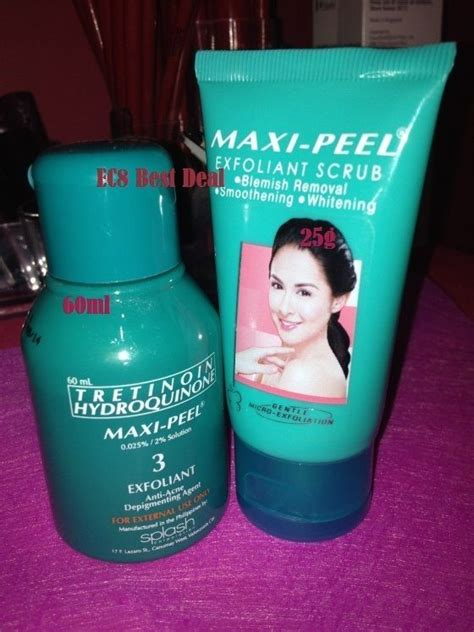 Toner Maxi Peel northern passages acne whitening and personal care