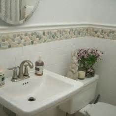 bathroom border tiles ideas for bathrooms 1000 images about first floor bathroom on pinterest
