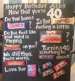 40th birthday ideas 40th birthday present ideas for my