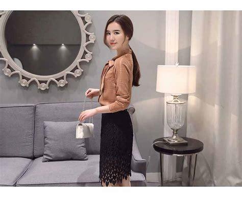 Moo Kemeja Panjang Yang Terbaru Di 2017 2 kemeja wanita lengan panjang terbaru 2018 model terbaru