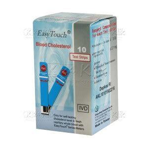 Easy Touch Gcu Apotek jual beli easy touch cholesterol 10s k24klik