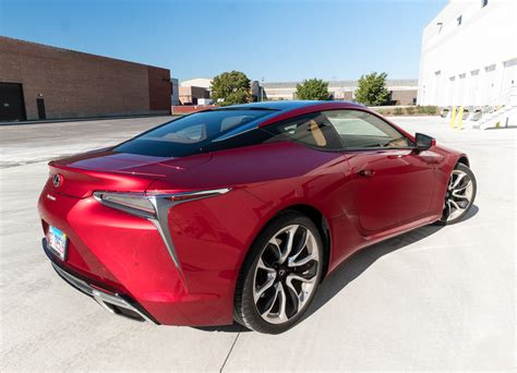 lexus reality 2018 lexus lc 500 review concept as reality 95 octane