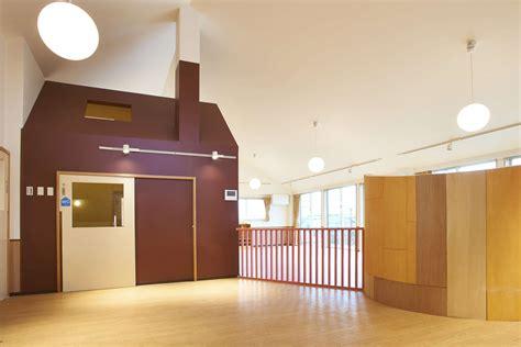 simple two story nursery school design idea home