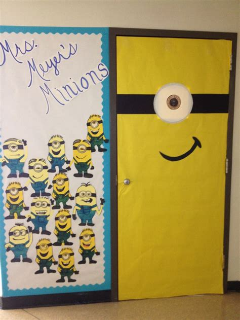 Minion Classroom Decor by 17 Best Ideas About Minion Classroom Door On