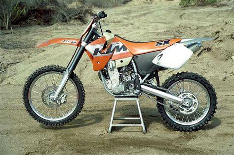 Ktm 520exc Ktm Ktm 520 Sx Racing Moto Zombdrive