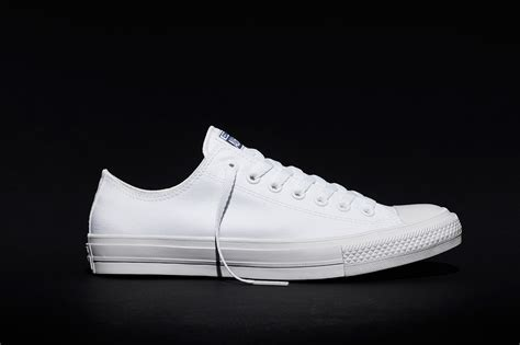 Converse Chuck 2 Lunarlon All Ll Casual Footwear converse unveils the chuck ii here s what it looks