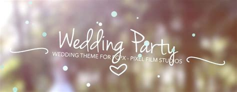 cut pro wedding templates cut pro x wedding themes wedding