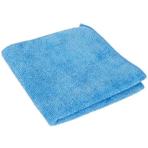 Blue Microfiber by 12 Quot X 12 Quot Blue Microfiber Cleaning Cloth 12 Pack
