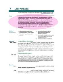 Objective In Resumes by Resume Objective When How To Use Resume Objectives Sle Exle Objective Resume Easyjob