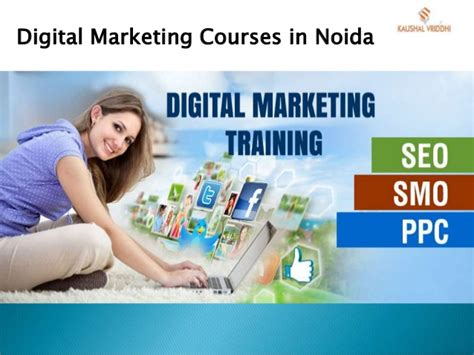 Courses On Marketing 1 by Digital Marketing Certification Courses In Noida