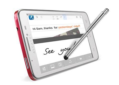 Hp Alcatel X Scribe alcatel ot scribe easy 5
