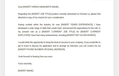 Employment Letter Que Es qu 233 es una cover letter y c 243 mo crear la tuya aveces