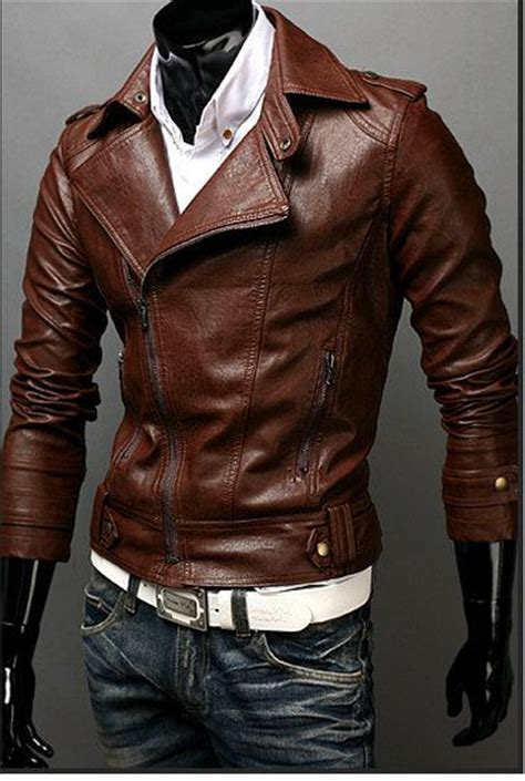 Jaket Kulit Sintetis Ziper Style Zip 026 28 best images about jaket kulit on s leather fit and black leather jackets