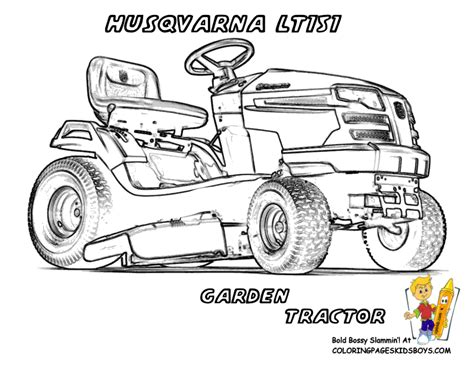 tractor coloring page pdf coloring pages big boss tractor coloring pages to print