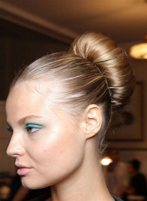 hairstyles buns images voguish bun hairstyles for prom wardrobelooks com