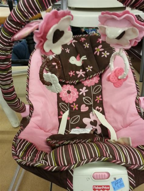 pink and brown graco swing kennewick store fisher price baby swing in pink brown