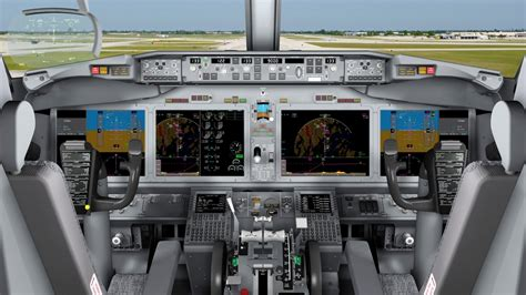 b737 max flight deck boeing accelerates delivery of 737 max cockpit