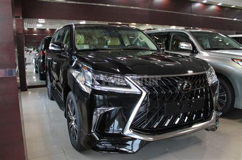 lexus 570 s new lexus lx 570 s 2018 car for sale in dubai