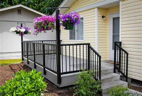 flower pots balcony railings photo balcony ideas decor stylish deck rail planters for outdoor decoration
