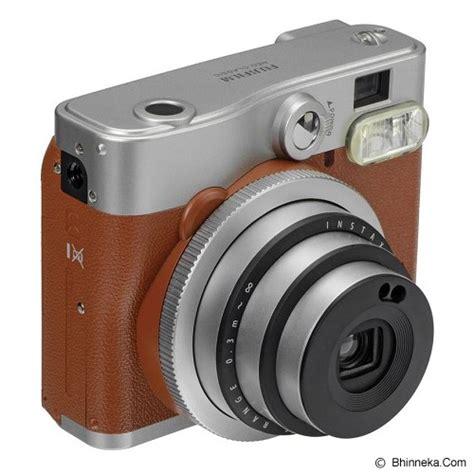 Kamera Fujifilm Bhinneka jual fujifilm instax neo 90 brown toko instant polaroid terlengkap harga