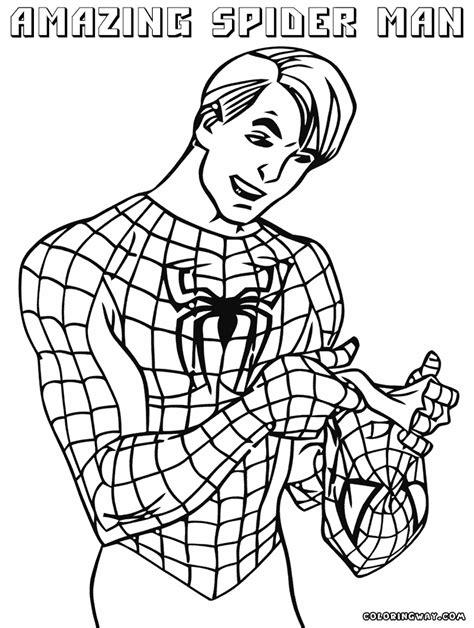 amazing spider man costume with amazing spider man