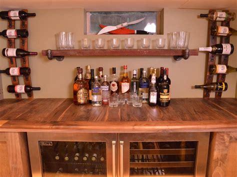 Home Bar Countertop Ideas home bar ideas 89 design options hgtv