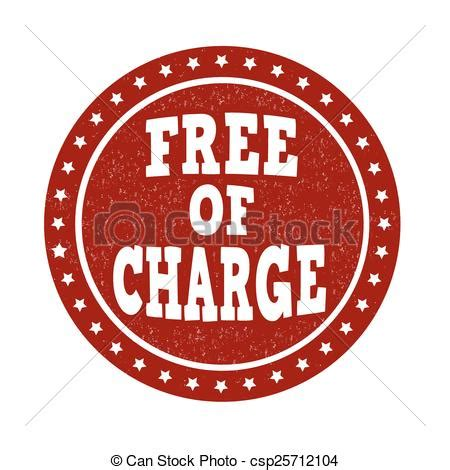 Search For Free Of Charge Vector Clipart Of Free Of Charge St Free Of Charge Grunge Rubber St On