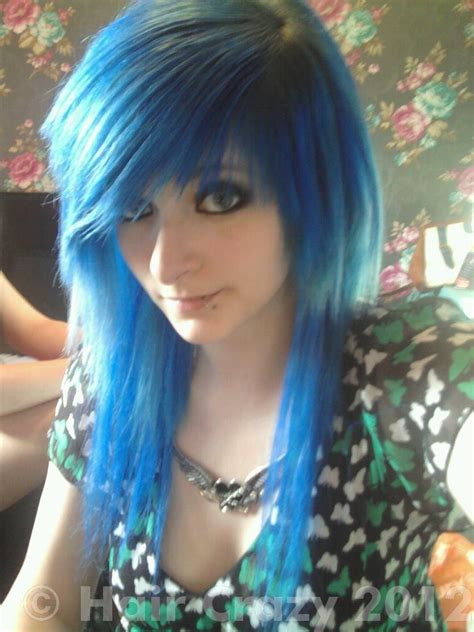 white from neon blue help forums haircrazy