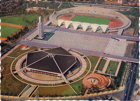 olympics venues 1964 summer olympics venues tokyo old tokyo