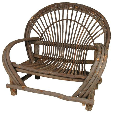 rustic patio chairs mexican rustic twig patio furniture rustic outdoor lounge chairs by direct from