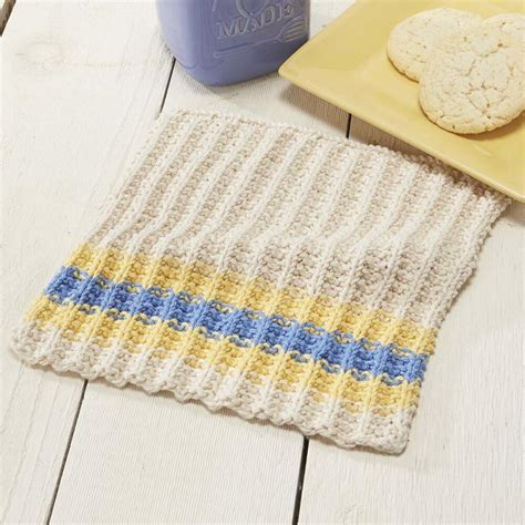 knit patterns for dishcloths free knit country dishcloth free knitting pattern