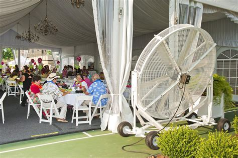 large outdoor cooling fans efficient fans for event venues from big fans