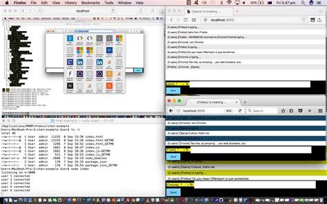 tutorial node js mac socket io node js whiteboard quiz collaboration tutorial
