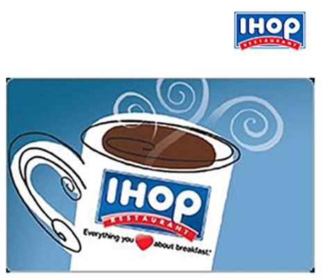 Ihop Gift Card Promotion Code - 25 ihop gift card only 20