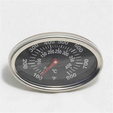 American Outdoor Grill Thermometer At Ibuybarbecues Com Backyard Grill Thermometer