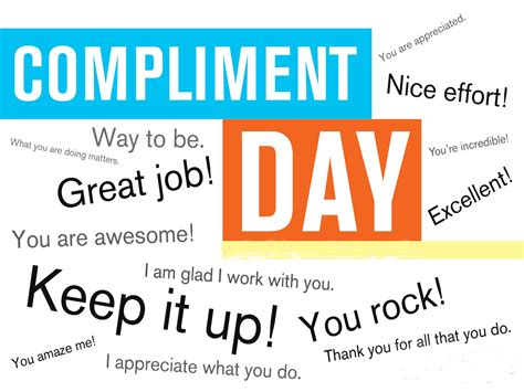 how to give better how to give a compliment ty