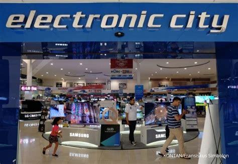 Tv Led Di Elektronik City electronic city telah gunakan 66 ipo