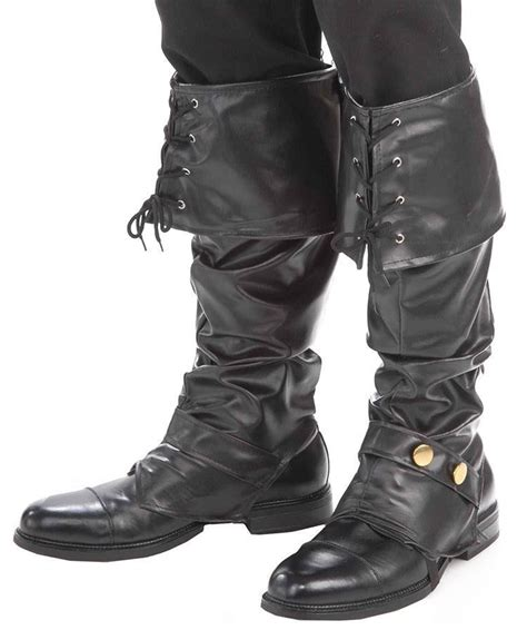 costume shoes for pirate boot covers shoe cover mens womens