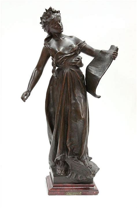 Bronze L by Bronze Richard De Aurili L Histoire