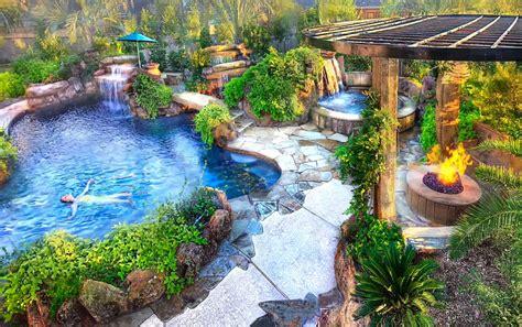 Backyard Luxuries Guild Photography Pools Luxury Pools Garden