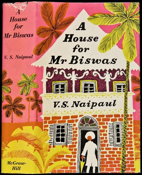 267 V S Naipaul A House For Mr Biswas Lot 267
