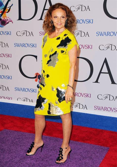 Cfda Awards Carpet Danes And Diane Furstenberg by Diane Furstenberg Picture 33 2014 Cfda Fashion